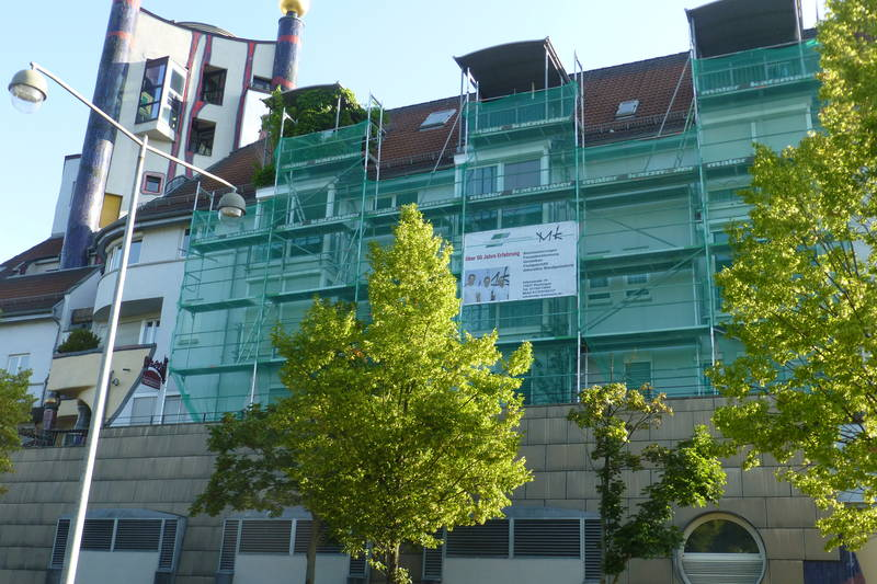 Hundertwasserhaus Plochingen